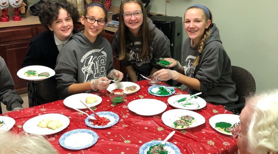 Saint Timothy service learning4