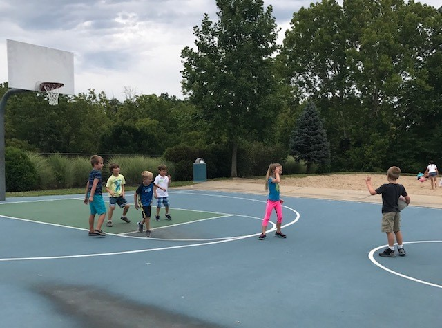 Back to School Picnic Basketball